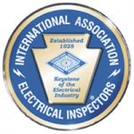 International Association of Electrical Inspectors Logo